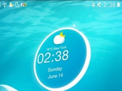 Jellyfish Hola 3D Theme 1.1.0 Screenshot