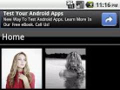 Jennifer Lawrence Fan App 1.0 Screenshot