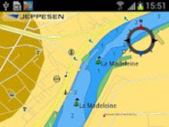 C-MAP Plan2Nav  Screenshot