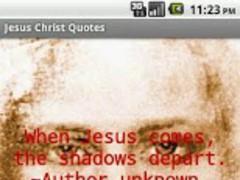 Jesus Christ Quotes 1 Screenshot