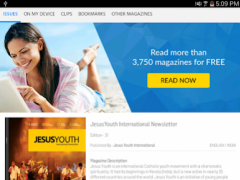 JesusYouth Newsletter 6.1 Screenshot