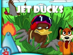 Jet Ducks HD: Free Shooting Game 1.4 Screenshot
