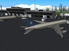 Jet Plane Parking Simulator 3D 1.2 Screenshot