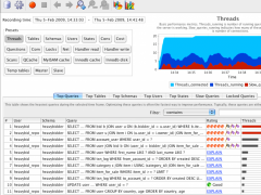 Jet Profiler for MySQL 3.0.3 Screenshot