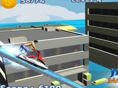 Jet Ski MotoCross Stunts -Top 3D Stunt Racing Game 1.1 Screenshot