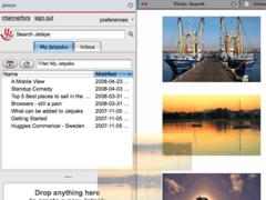 Jeteye Sidebar for Firefox 1.9.3 Screenshot