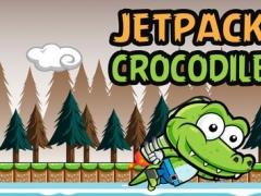 Jetpack Crocodile - PRO 1.1 Screenshot