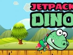Jetpack Dino - PRO 1.0 Screenshot