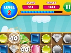 Jewel Crush Blast Mania 1.0 Screenshot