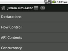 JExam 2.3 Screenshot