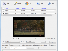 Jfuse DVD Ripper 1.01 Screenshot