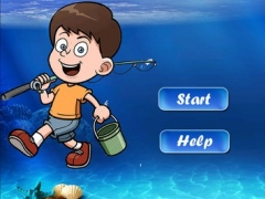 Jiglo Fish - Adventurous Eatfish Game 1.1 Screenshot