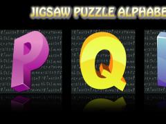 Jigsaw Puzzle Alphabet 3D 1.0 Screenshot