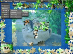 Jigs@w Puzzle Animals 2.53 Screenshot