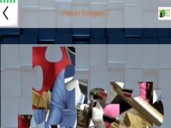 Jigsaw Puzzles Kid Power Rangers Samurai Edition 1.0 Screenshot