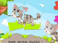 Jigsaw Safari Puzzle For Kids 1.0.1 Screenshot