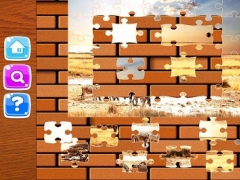 Jigsaws Puzzles Africa Game for adults and Kid 1.0.0 Screenshot