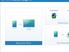 Jihosoft Android Manager 2.1 Screenshot