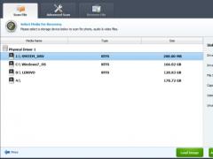 Jihosoft Photo Recovery 6.0 Screenshot