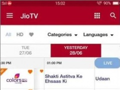 Review Screenshot - Live TV App – Turn Your Phone into a Mobile TV