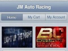 JM Auto Racing 1.0 Screenshot