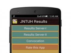 JNTU Flash 1.6 Screenshot