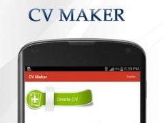 Job CV Maker 1.2 Screenshot