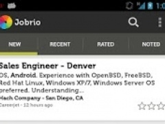 Jobrio Job Search  Screenshot