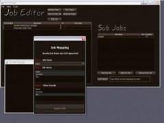 JobManager  Screenshot