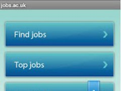 jobs.ac.uk Jobs 1.0 Screenshot