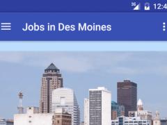 Jobs in Des Moines, IA, USA 2.0.0 Screenshot