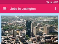 Jobs in Lexington, Kentucky 10.0.0 Screenshot