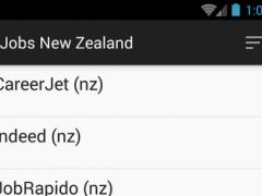 Jobs New Zealand 1.05 Screenshot