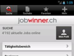 jobwinner.ch 1.0.1 Screenshot