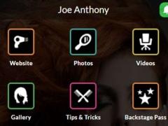 Joe Anthony Hairstylist 1.0.1 Screenshot