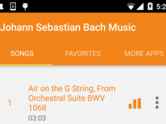 Johann Sebastian Bach Music 3.0.0 Screenshot