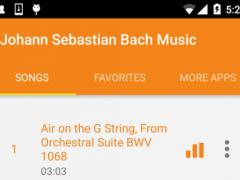 Johann Sebastian Bach Music 3.0.0 Screenshot