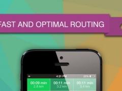 Johannesburg, South Africa Offline GPS : Car Navigation 1.0 Screenshot