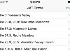 John Muir Trail Towns 1.0.6 Screenshot