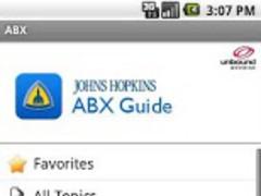 Johns Hopkins ABX Guide 2.2.38 Screenshot