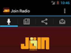 Join Radio 3.0.4 Screenshot