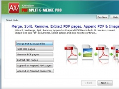 Merge 2 pdf files into 1 1.0.1.3 Screenshot