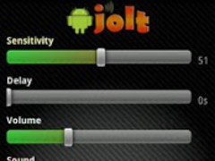 Jolt: Prank & Alarm 1.4.5 Screenshot