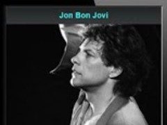 Jon Bon Jovi Fan App 1.07 Screenshot