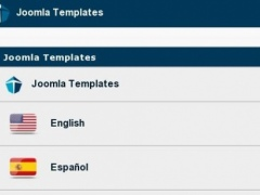 Joomla Templates and Themes 1.00 Screenshot