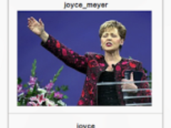 Joyce Meyer Ministries Fan PRO 1.03 Screenshot