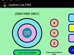 Joyduino Lite FREE  Screenshot