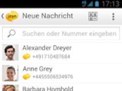 Telekom Message+ (RCS) 15.179 Screenshot