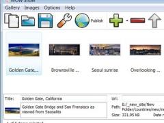 jQuery Slideshow Gallery Maker 1.0 Screenshot