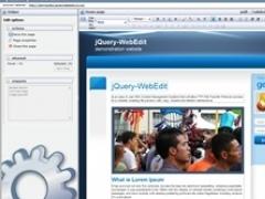 jQueryWebEdit 1.0 Screenshot